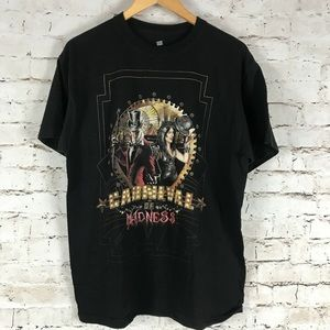 2013 Carnival of Madness T-Shirt Size Large